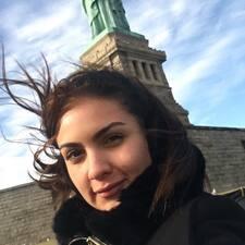 Lizeth felhasználói profilja