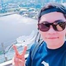 Perfil do usuário de Jooyoung