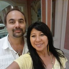 Gloria Luz - Uživatelský profil
