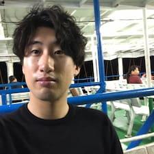 Taiki - Uživatelský profil
