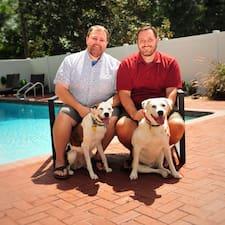 Brooks & Greg User Profile