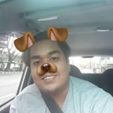 Profil utilisateur de Fakhrul
