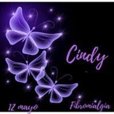 Perfil de usuario de Cindy