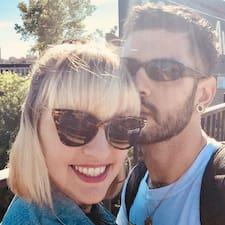 Cristiano & Alice User Profile