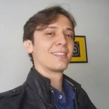 Itrio felhasználói profilja