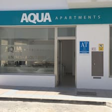 Perfil de usuario de Aqua Apartments