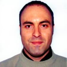 Henkilön Antonio Manuel käyttäjäprofiili