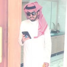 Perfil do utilizador de Fahad