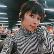 Jessa felhasználói profilja