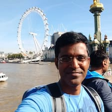 Gebruikersprofiel Krishna Mohan