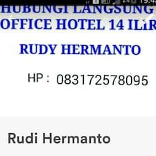 Henkilön Rudi käyttäjäprofiili