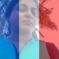 Profil utilisateur de Pavitra