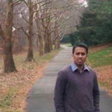 Perfil do usuário de Rahul
