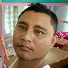 Dipu felhasználói profilja