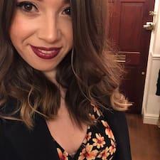 Hannah felhasználói profilja