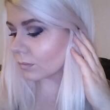 Profil Pengguna Anna Kristín