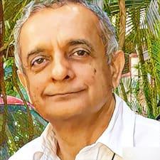 Profilo utente di Balaji