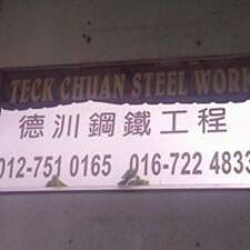 Teck Chuan的用户个人资料