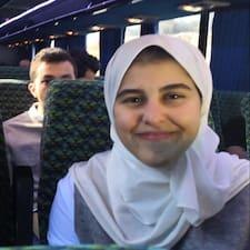โพรไฟล์ผู้ใช้ Fatima