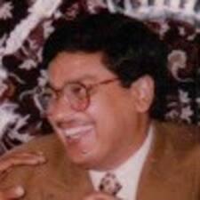 Deepak felhasználói profilja