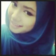 Eiza User Profile
