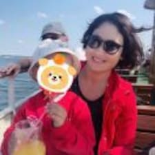 Cindy依木 User Profile
