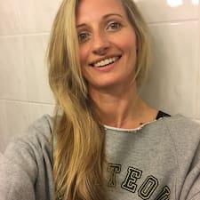 Henkilön Katharina käyttäjäprofiili