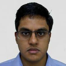 Profil utilisateur de Nikhil Anand