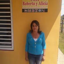 Alicia Maria felhasználói profilja