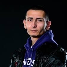 Evgeny felhasználói profilja