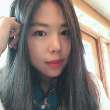Sophia felhasználói profilja