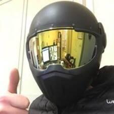 Giacomo felhasználói profilja