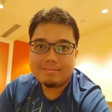 Profil utilisateur de Hafizuddin
