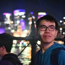Nutzerprofil von Zhen Wei