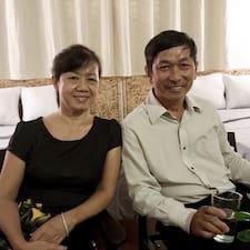 Phung & Viet felhasználói profilja