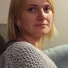 Jelena Brugerprofil