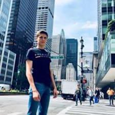 Ruben felhasználói profilja