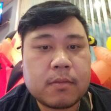Weiyi felhasználói profilja