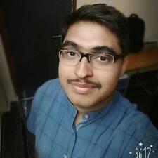 Anupam Brukerprofil