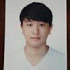 Jihoon Brukerprofil