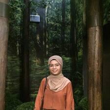 Profilo utente di Aina Nadhirah