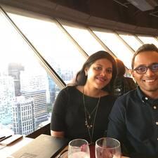 Profil utilisateur de Chaitra & Mukesh