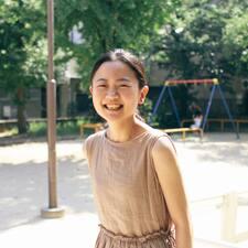 Användarprofil för Mariko