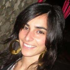 Gebruikersprofiel Claudia Rosaria