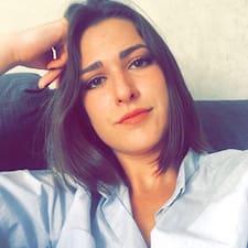 Profil utilisateur de Cloé
