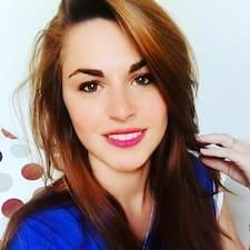 Profil Pengguna Audrey