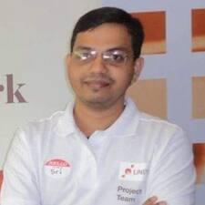 Nutzerprofil von Srikanth