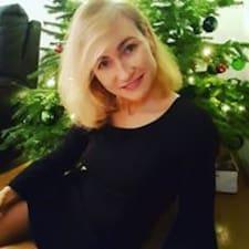 Perfil de usuario de Olga
