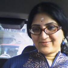 Profil utilisateur de Suchitra