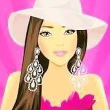 GlamS House felhasználói profilja